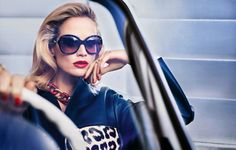 Estee Lauder Campaign Styled by Alex White Beauty Ad, Fashion Beauty, Alex White, Estee Lauder, All About Fashion, Cat Eye Sunglasses, Envy, Sculpting, Stylists
