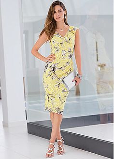 Together Printed Lace Dress Kaleidoscope