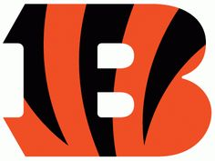 NFL Cincinnati Bengals  Primary Logo (2004 - Present )