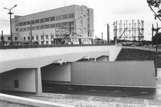 de Stationstunnel 1961