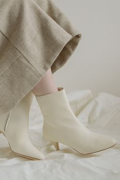 Goodwin | Egret Jules Boots