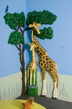 Beetling 3-D Wall Art Transforms Kids'Rooms - Style Estate -