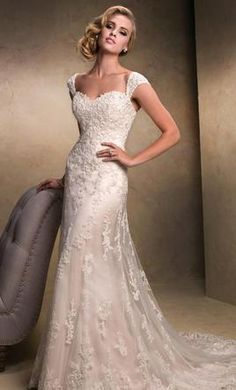 Maggie Sottero Emma - 13533/13533CS 8: buy this dress for a fraction of the salon price on PreOwnedWeddingDresses.com
