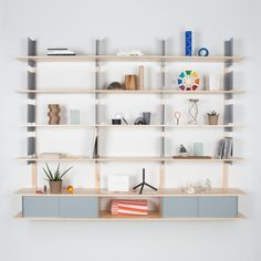 HS1 Single Credenza by Henry Julier, Matter-Made