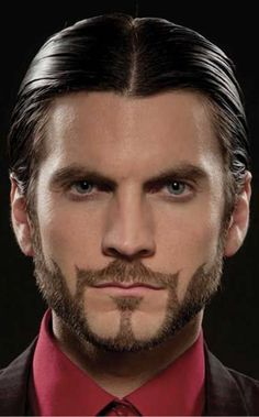Beautiful Men, Beautiful People, Awesome Beards, Beard No Mustache, Hair And Beard Styles, Great Hair, Facial Hair, Hot Guys, Stage