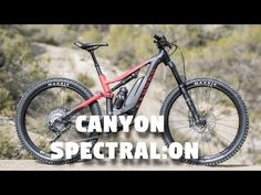 24682f620 Canyon Spectral ON im Test  Das erste E-Bike von Canyon! – eMTB-News.de