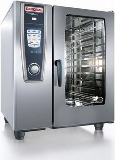 Rational SCC 5 Senses 101 Electric Combi Oven