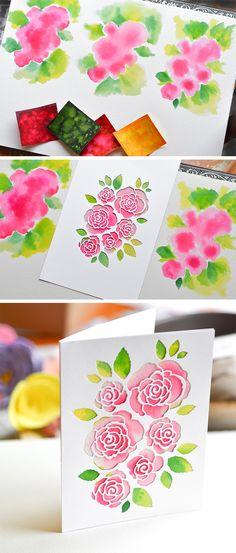 rose collage 2