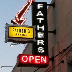 My Father's Office - beer and perhaps the best burgers in LA - on Montana Avenue in Santa Monica