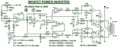 1000W Power Inverter circuit diagram: This is the power inverter circuit based MOSFET RFP50N06. The inverter capable to handle loads up to 1000W, it's depended on your power inverter transfor…