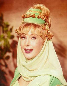 Barbara Eden, I Dream of Jeanie Stacey Norwood Hahn via Kathryn Tucker onto Music, Movie's & TV Show's I Love (Strawberry hair) Barbara Eden, Sidney Sheldon, I Dream Of Jeannie, Jean Simmons, Gina Lollobrigida, Dorothy Lamour, Anita Ekberg, Joan Collins, Old Tv Shows