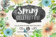 Spring Celebration  by Anna Ivanir on @mywpthemes_xyz
