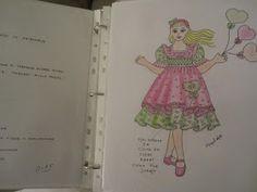 DISEÑO PARA LA INDUSTRIA DE LA MODA: CLASES DE PATRONAJE INFANTIL Girls Dresses, Little Girl Clothing, Kids Clothes Patterns, Sewing Tutorials, Pattern Cutting