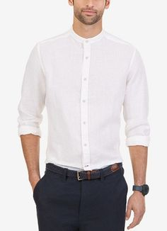 33db11c7ece52 10 Stylish Long Sleeve Shirts Designs in Trend. Tenue Homme · Chemises ...