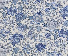 Bracieux, a stunning all over floral Indiennes print from Pierre Frey has stood the test of time