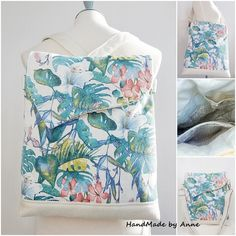 Dzsungel virágai Drawstring Backpack, Backpacks, Bags, Fashion, Handbags, Moda, Fashion Styles, Backpack, Fashion Illustrations