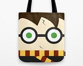 Harry tote bag, bag, shoulder bag
