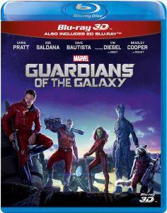Guardians 3D Blu-ray