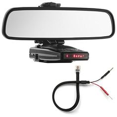 VW Volkswagen Enhanced Rear View Mirror With HomeLink CC