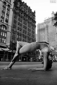 Street + Yoga