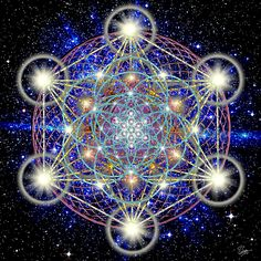 "Metatrons Cube Study - ""sacred geometry beauty truth"""