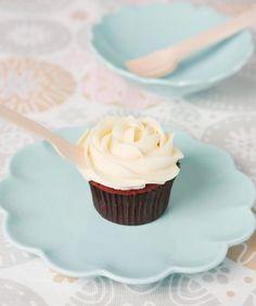White chocolate frosting #cupcake   Cupcakerecepten.nl