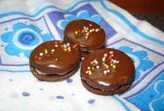 Išelská kolečka Pudding, Cookies, Chocolate, Baking, Desserts, Food, Crack Crackers, Tailgate Desserts, Deserts