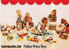 1977 Fisher Price Insert Catalog