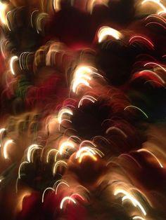 Matty Van de Rijzen, #Anderskijken donkere dagen, bewegingsonscherpte