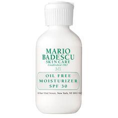 Mario Badescu Oil Free Moisturizer SPF30