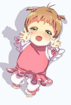 Baby Sakura