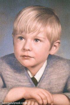 "I was born ""Kurt"" Donald Cobain on February 20, 1967. *Musician/Singer"