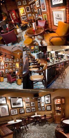 Zementfliesen Mosaico sheffield cafe-bar