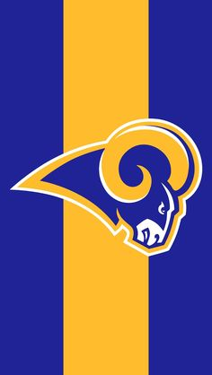 Los Angeles Rams NEW Ram Logo Sticker  Vinyl Decal