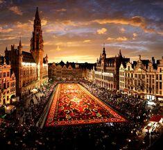 Brussels. Belgium.