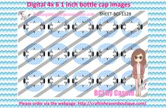 1' Bottle caps (4x6) digital editable BCI-1128   PLEASE VISIT http://craftinheavenboutique.com/AND USE COUPON CODE thankyou25 FOR 25% OFF YOUR FIRST ORDER OVER $10! #bottlecap #BCI #shrinkydinkimages #bowcenters #hairbows #bowmaking #ironon #printables #printyourself #digitaltransfer #doityourself #transfer #ribbongraphics #ribbon #shirtprint #tshirt #digitalart #diy #digital #graphicdesign please purchase via link http://craftinheavenboutique.com