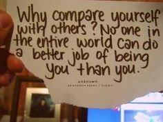 Related posts: Dont Compare Yourself With Anyone Quotes Don t Compare Your Life To Others Quotes Don t Compare Urself With Anyone In Quotes Winners Compare Their Achievements Quotes Great Quotes, Quotes To Live By, Inspirational Quotes, Motivational, Awesome Quotes, Words Quotes, Wise Words, Too Late Quotes, Dont Compare