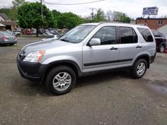 Check out this 2004 Honda CR-V EX Only 116k miles. Guaranteed Credit Approval or the vehicle is free!!! Call us: (203) 730-9296 for an EZ Approval.$11,495.00.