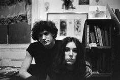 Early Photos of Robert Mapplethorpe and Patti Smith - NYTimes.com