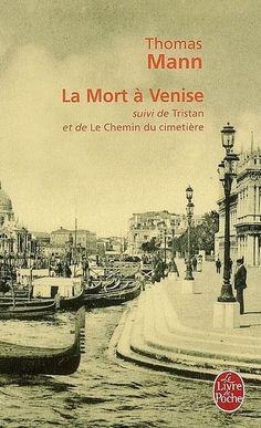 Mort à Venise - THOMAS MANN