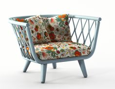 Muebles para esta primavera de Moooi: butaca Taffeta