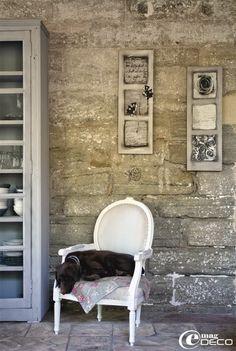 Home & Garden: Una casa de huéspedes en la Provenza