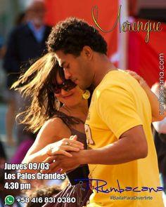 Esta semana en Rumbacana Aprende a Bailar #Merengue Jueves Invita un amigo al #SanoVicioDeBailar ... Ven y #BailaParaDivertirte  Somos un grupo de personas con una pasión #BAILAR y una vocación #ENSEÑAR Son DIECISÉIS AÑOS dedicados a la docencia del #Baile #Rumbacana se está reinventando #reloaded - #regrann