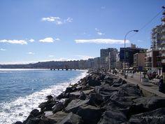 Avenida Perù, Viña del mar