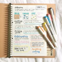 studyingmood - Some chemistry notes hehe - Chemistry Basics, Study Chemistry, Chemistry Notes, Science Notes, Chemistry Revision, Pretty Notes, Cute Notes, Beautiful Notes, School Organization Notes