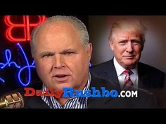 Limbaugh 'NOT HAPPY': It Looks Like Trump Is CAVING On Border Wall