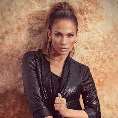 JLo for Coppel - - Beyond Beautiful Jennifer Lopez Gallery Jlo Makeup, Hair Makeup, Jennifer Lopez, Jennifer Aniston, J Lo Fashion, High Ponytails, Poses, Makeup Looks, Hair Cuts