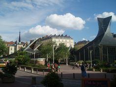 Rouen - Place du Vieux Marché (Seine-Maritime)