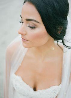 Stunning coastal Micro-Wedding Inspiration with beautiful florals | Oregon Wedding Inspiration Coastal Wedding Inspiration, Seattle Wedding, Wedding Shoot, Oregon, Florals, Wedding Hairstyles, Floral Design, Fine Art, Bride