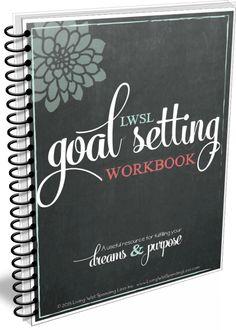 Goal Setting Workbook 3D